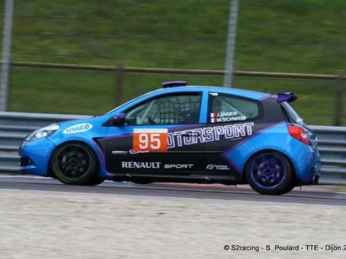 Renault Clio 3 cup x85