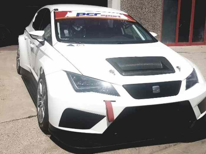 SEAT LEON TCR SEQUENTIAL