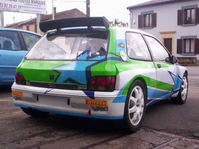 veritable clio kit car groupe A7K