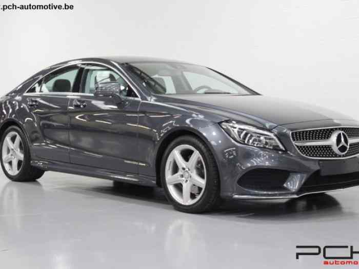 mercedes benz cls 220 cdi 163cv bluetec 9g tronic aut amg line pi ces et voitures de course. Black Bedroom Furniture Sets. Home Design Ideas