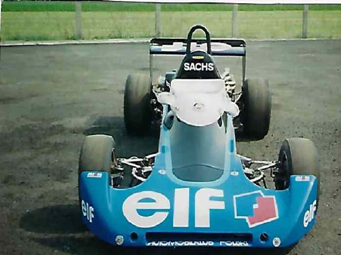 Formule Renault europe Lola T410 Prost 0