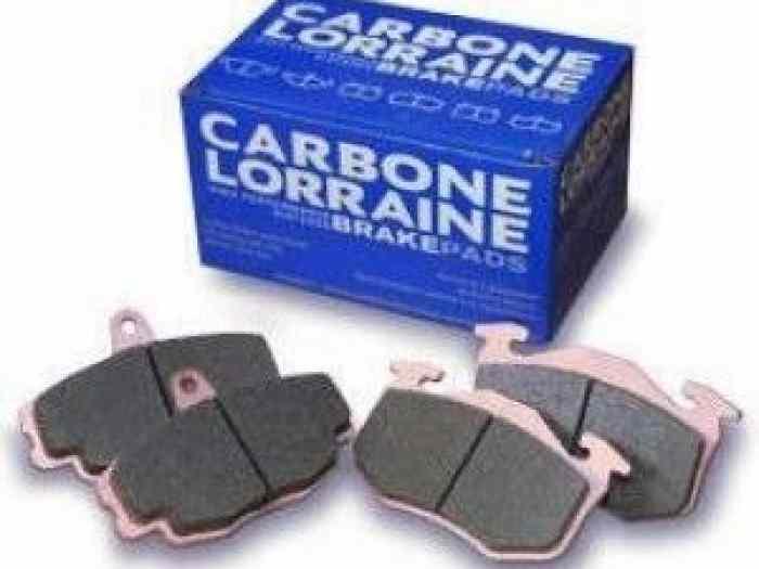 plaquettes de frein galfer pfc pagid ferodo carbone lorraine pi ces et voitures de course. Black Bedroom Furniture Sets. Home Design Ideas