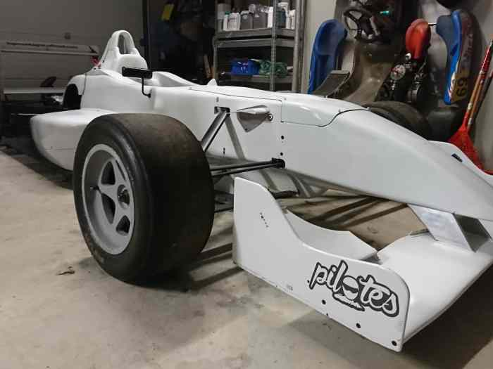 MYGALE F3 CHASSIS ROULANT 2007