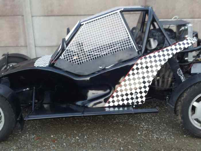 Buggy cup autocross comme neuf