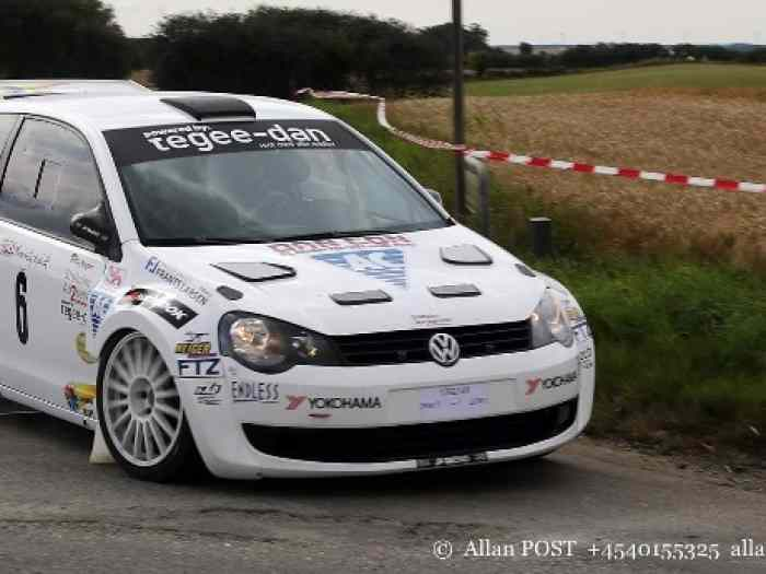 VW Motorsport rally car à vendre 0