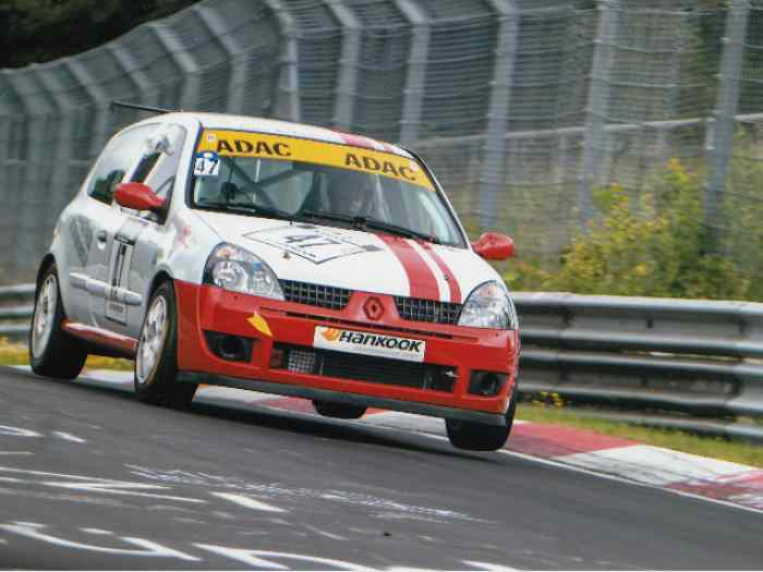 Renault Clio RS Cup 240HP (Championshi...