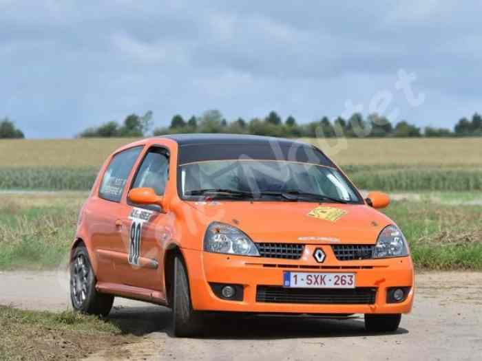 Renault Clio 2 rs