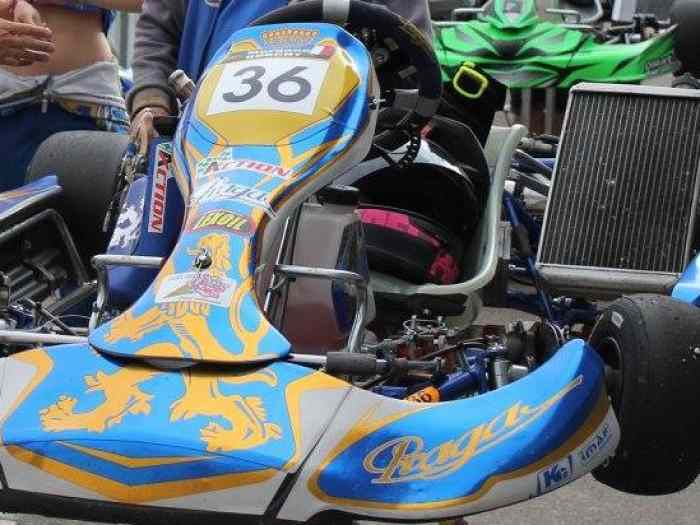 Karting Ensemble complet National