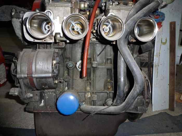 moteur 205 gti 1600 pi ces et voitures de course vendre de rallye et de circuit. Black Bedroom Furniture Sets. Home Design Ideas
