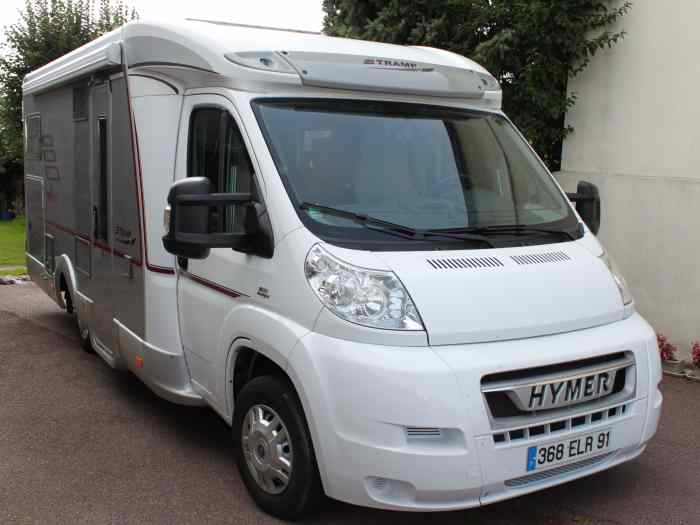 CAMPING-CAR HYMER PROFILE