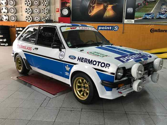 FOR SALE / TRADE - Ford Fiesta MK1 Gro...