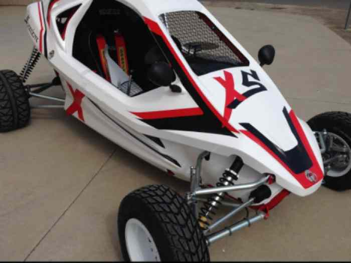 kart cross xtrem speed car