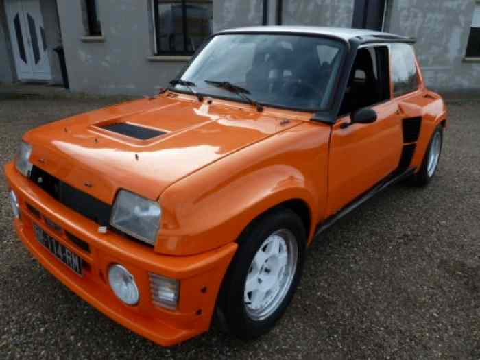 BELLE R5 TURBO 1 CEVENNES 280 CV 0
