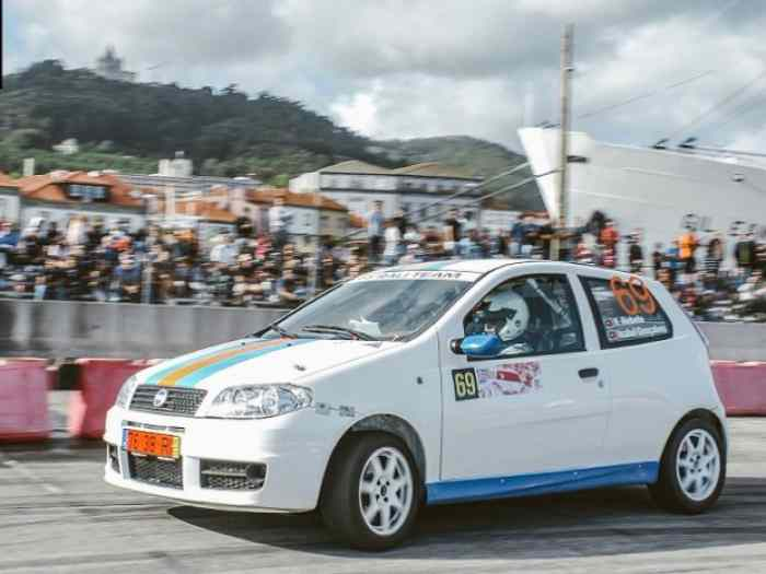 FIAT PUNTO HGT 1.8 GROUP A 0
