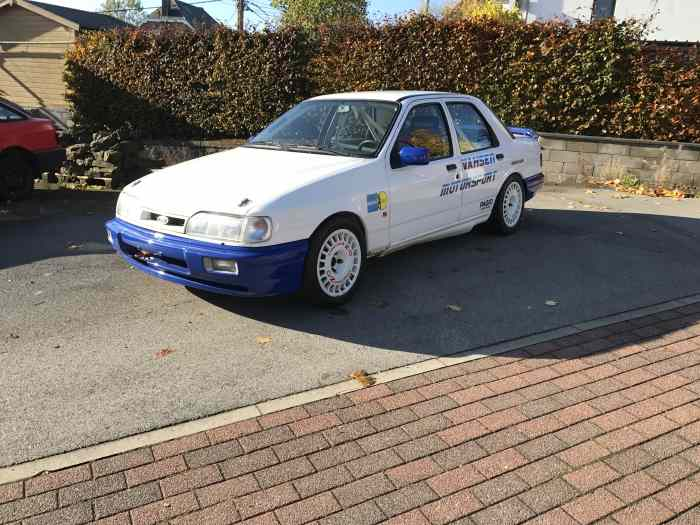 FORD SIERRA COSWORTH  2RM CIRCUIT