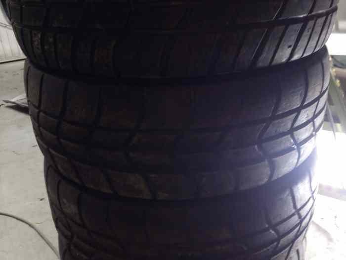4 pneus pirelli maxi pluie re7 16 39 39 pi ces et voitures de course vendre de rallye et de. Black Bedroom Furniture Sets. Home Design Ideas