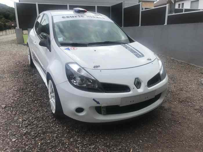 RENAULT CLIO 3 RS GROUPE N3 1