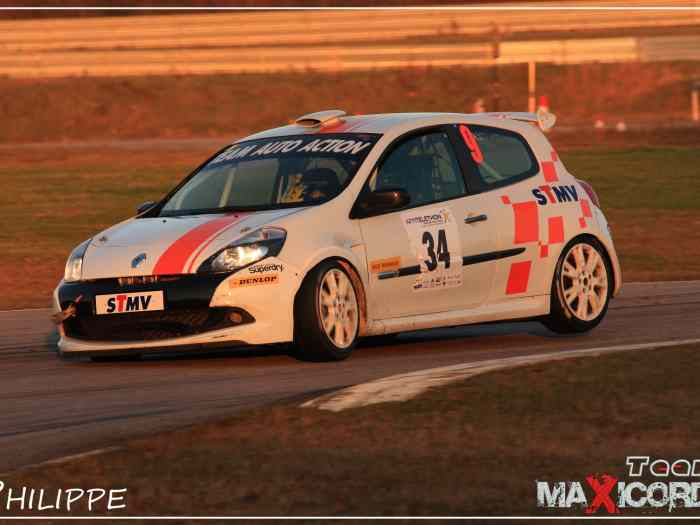 Clio 3 CUP X 85
