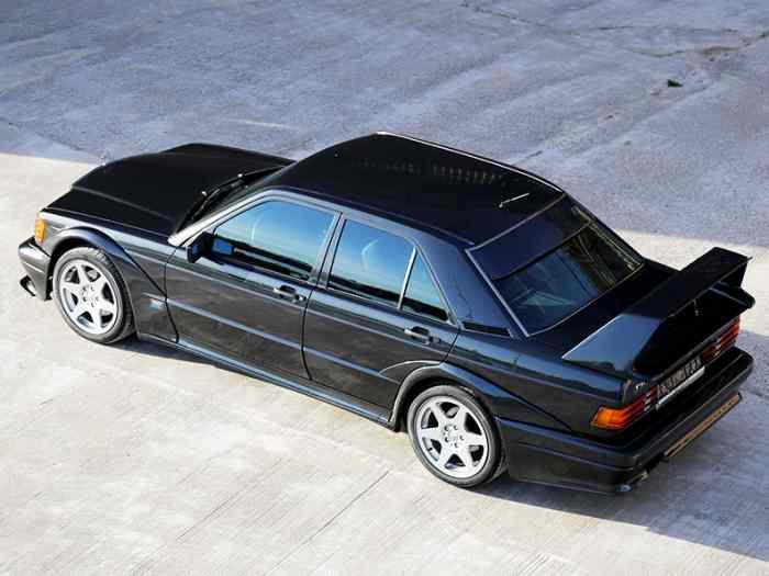 Mercedes 190E 2 5-16v Evo 2 W201 nr 276/500 in perfect condition