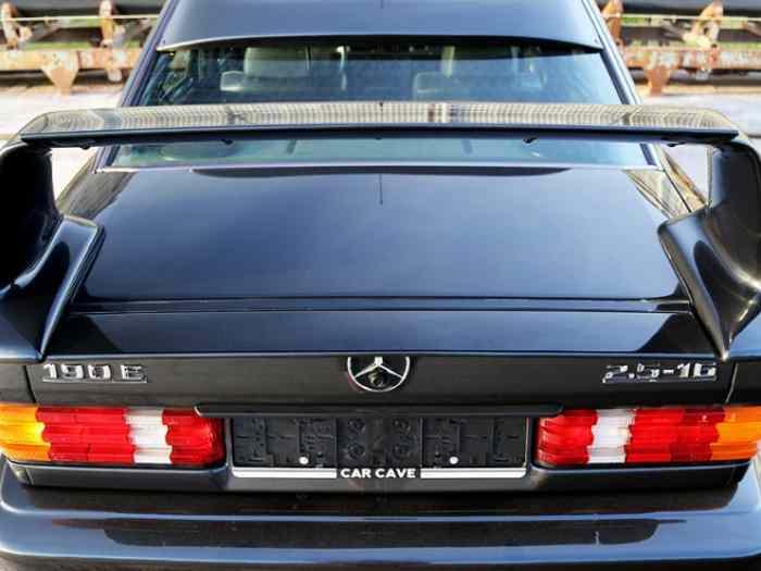 Mercedes 190E 2 5-16v Evo 2 W201 nr 276/500 in perfect