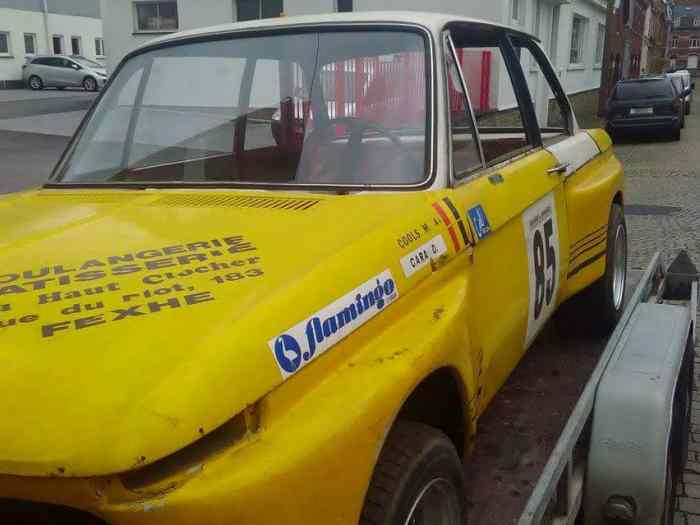Bmw 2002 chassis roulant avec carte gr...