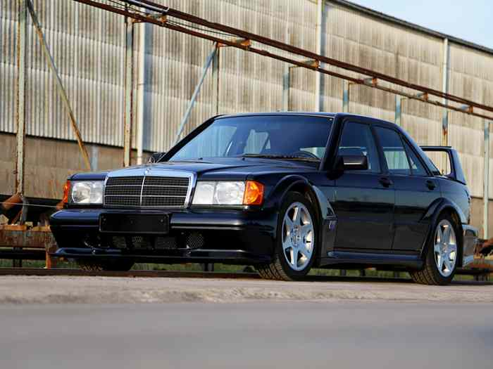 Mercedes 190E 2 5-16v Evo 2 W201 nr 276/500 in perfect condition