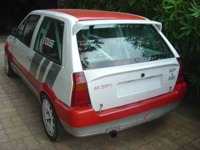 AX GTI  Groupe A 5