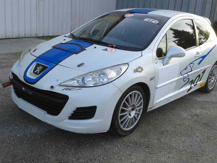 Peugeot 207 RC groupe A
