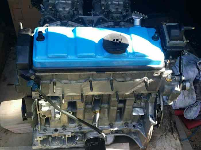 moteur 205 rallye gr a