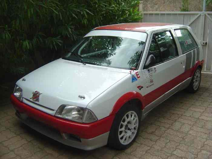 AX GTI  Groupe A