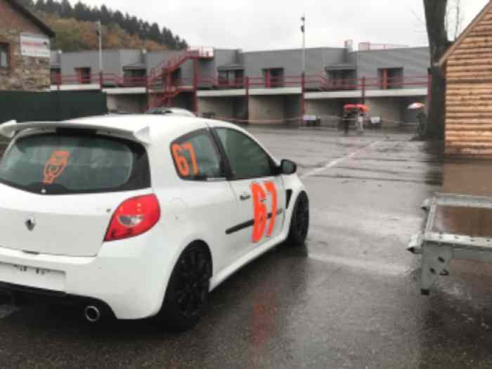 Vend Clio 3 cup phase 2