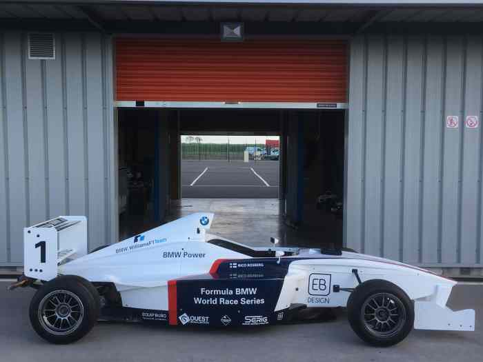 Formule BMW Officiel FB02 Chassis Myga...