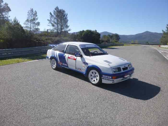 A vendre FORD Sierra RS Cosworth Gr A