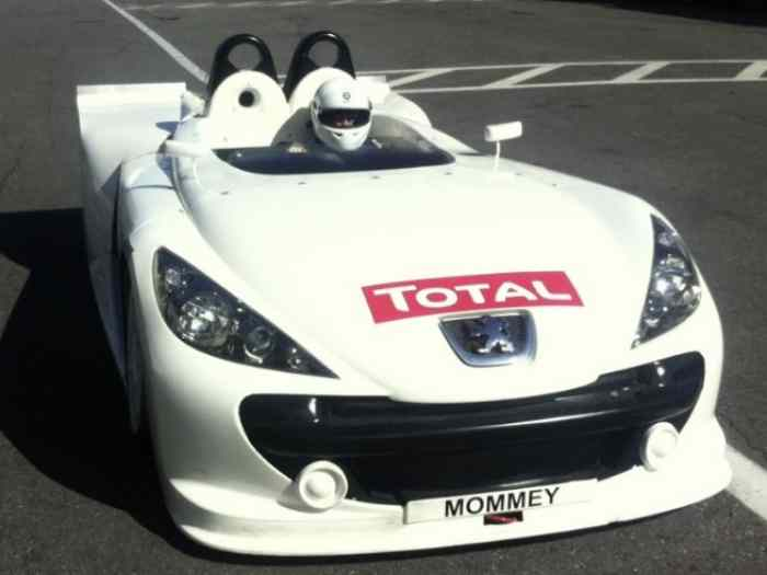 Lot - Peugeot Spider THP complet + 2nd...