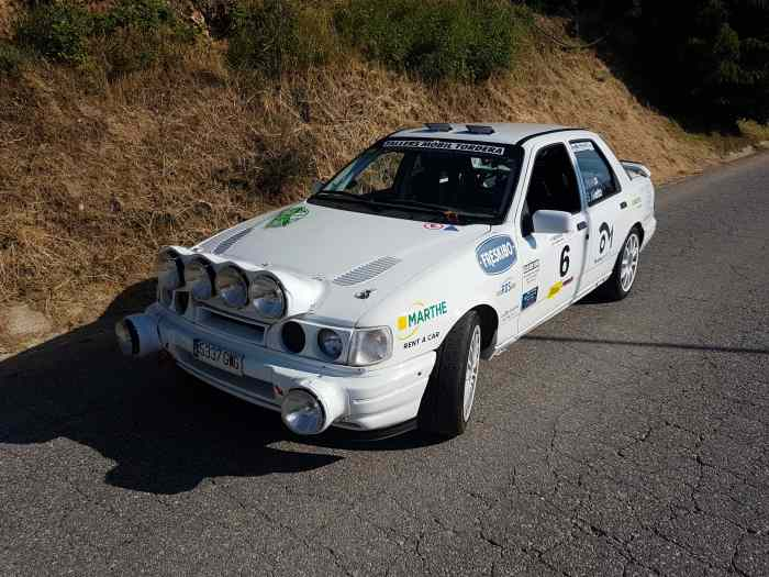 Ford sierra cosworth 2rm rally GRUPO A (FIA) 0