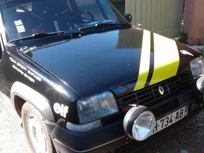 renault 5 gt turbo phase 1