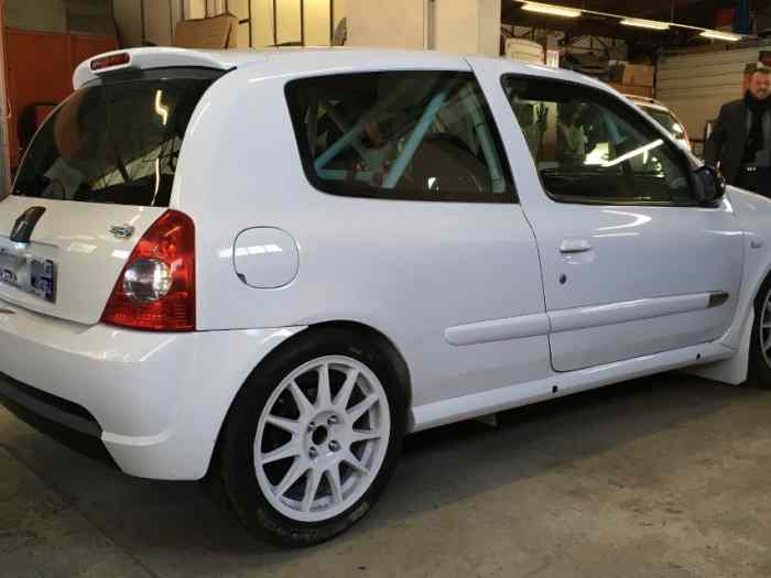 Clio RS Ragnotti Top gr N 0