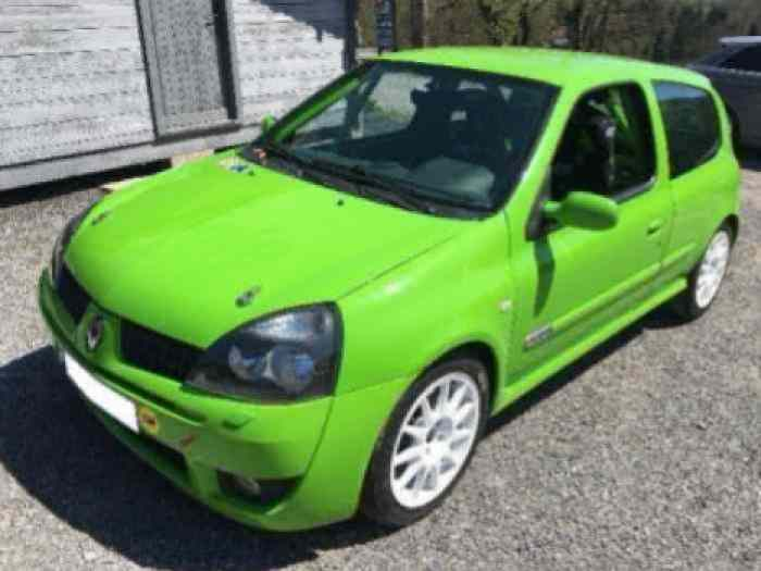 A vendre Clio 2 RS Ragnotti Group N 21...