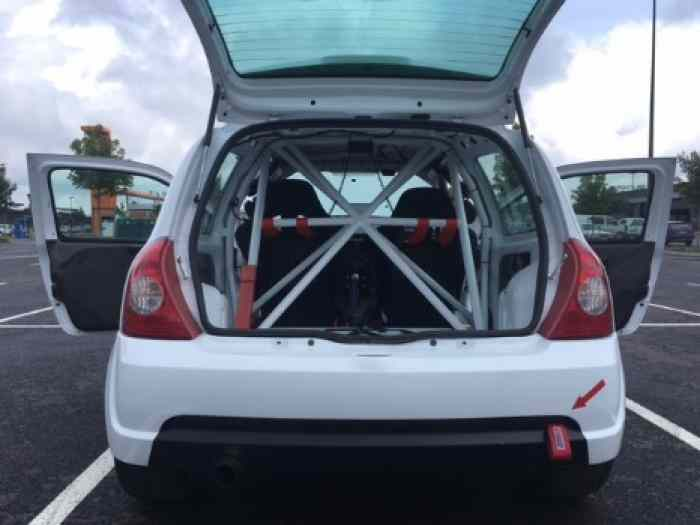 Clio RS Ragnotti Top gr N 2