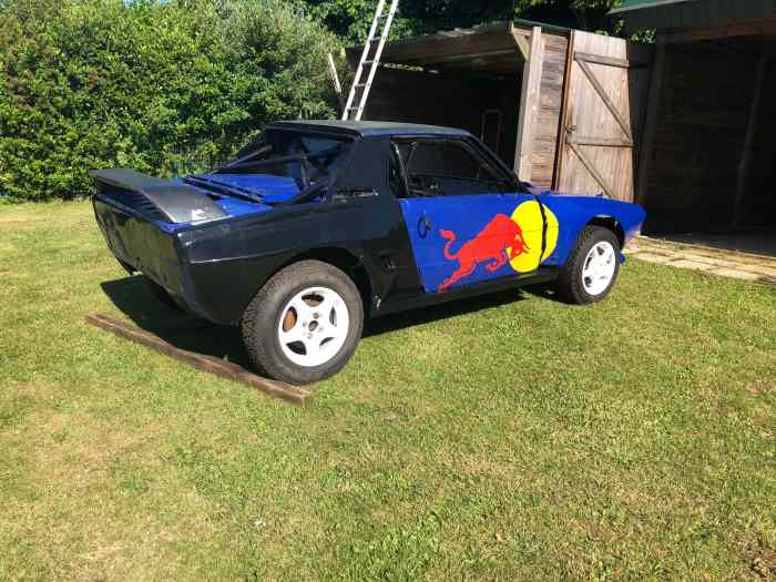 Fiat x 1/9 kit Dallara autocross 1