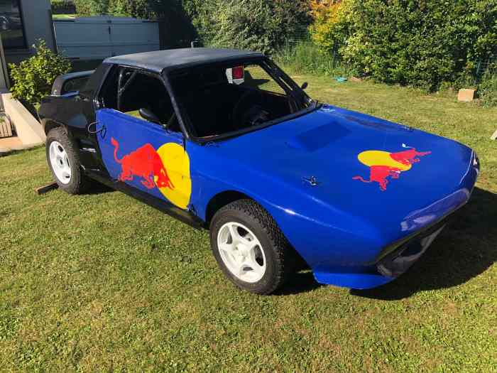 Fiat x 1/9 kit Dallara autocross 0
