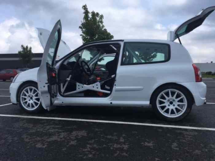 Clio RS Ragnotti Top gr N 1