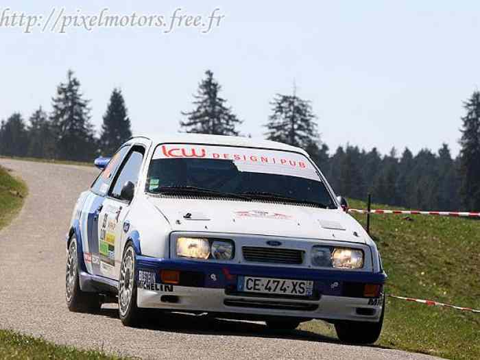 Sierra cosworth groupe A