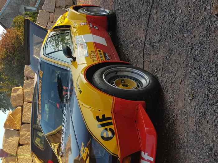 alpine a310 pi ces et voitures de course vendre de rallye et de circuit. Black Bedroom Furniture Sets. Home Design Ideas