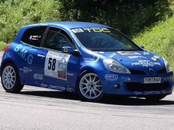 Clio 3rs A7