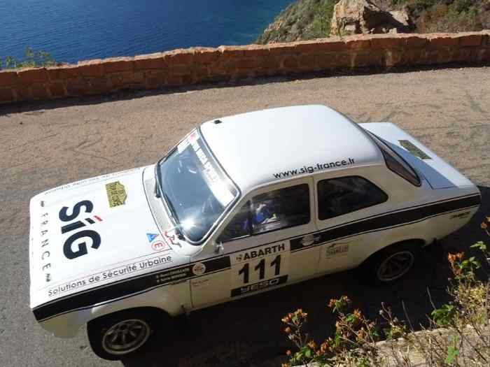 A vendre Ford Escort MK 1 RS2000 VHC