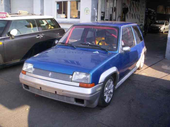 renault super 5 gt turbo coupe numero ...