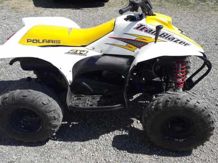 Quad polaris 250 Trail Blazer