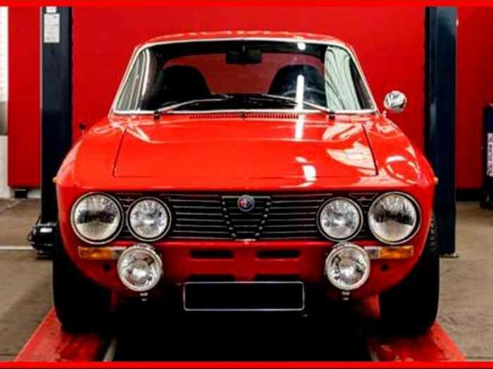 ALFA ROMEO GIULIA COUPE BERTONE 1972 - pièces et voitures de ...