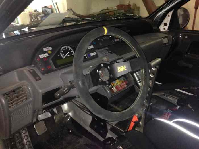 Clio Williams Groupe A Ex Usine Pieces Et Voitures De Course A Vendre De Rallye Et De Circuit